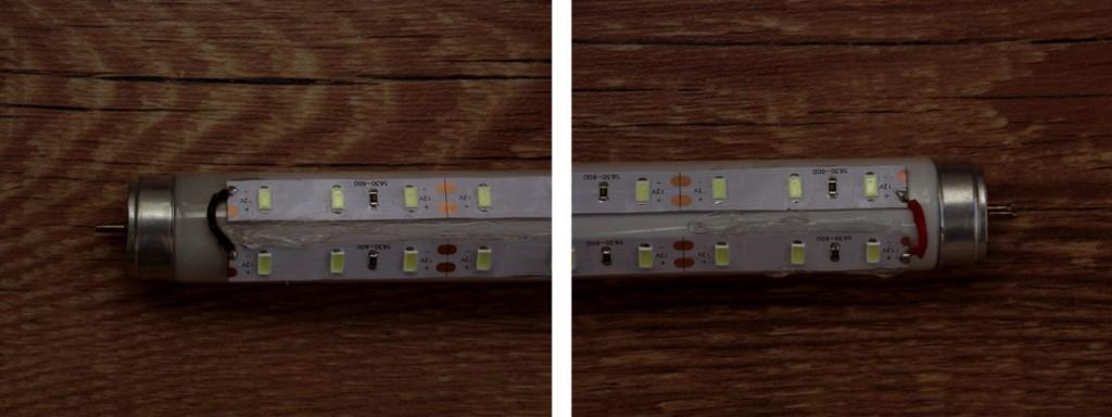 Мостове за свързване на LED ленти