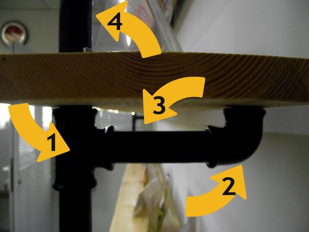 Елементи от водопроводни тръби